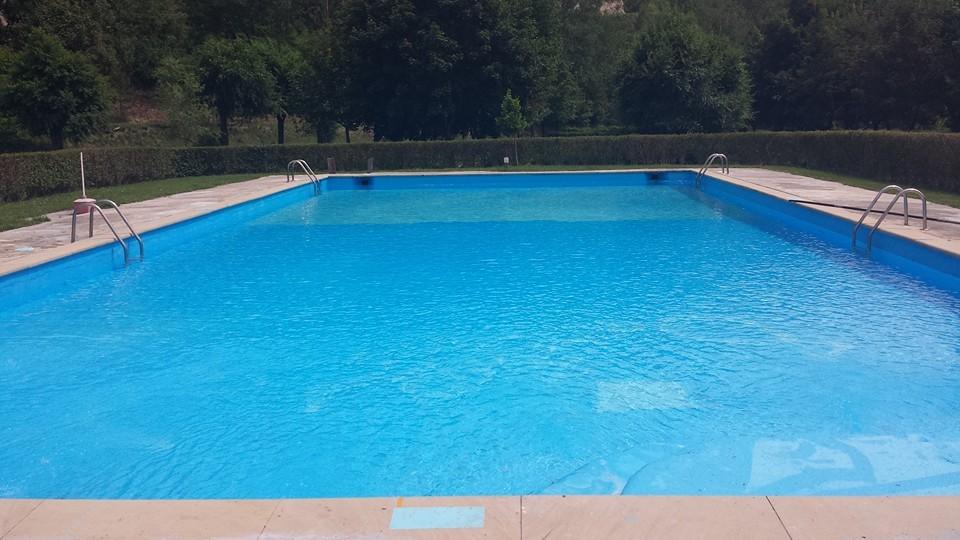 El Chiringon y la piscina